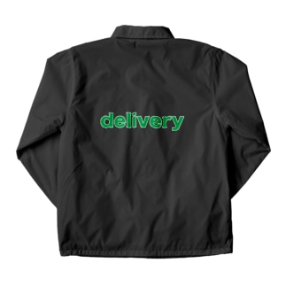 delivery Coach Jacket