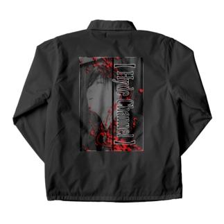 【クール運UP ! 】Red-Hyde Coach Jacket