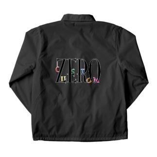 ZEROcustomロゴシリーズ Coach Jacket
