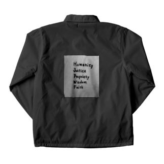 PWL gojyo- Coach Jacket