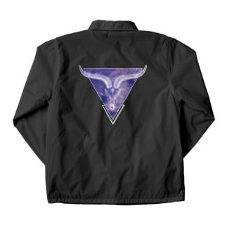 Merkmal_V2 Coach Jacket
