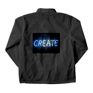 EAT CREATE グッズ Coach Jacket