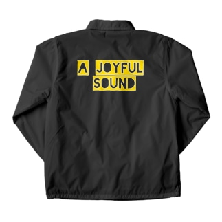 a joyful sound Coach Jacket