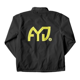 AYD LOGO BackPrint CoachJacket Coach Jacket