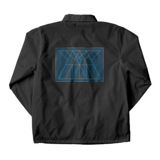 比ノ犬_01 Coach Jacket