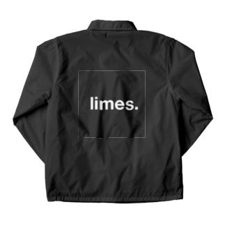 limes.og Coach Jacket