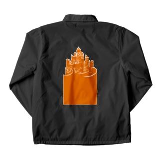 [#人間は意識の高い野性であろう]01 Coach Jacket