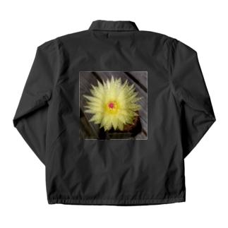 サボテンの花 Coach Jacket