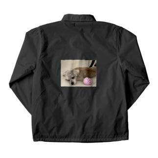 My dog NEGAO Coach Jacket