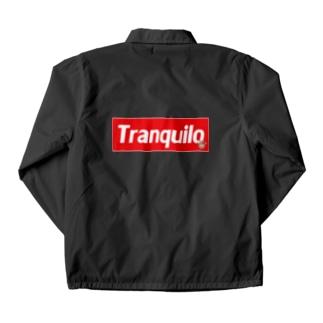 トランキーロ・シリーズ Coach Jacket