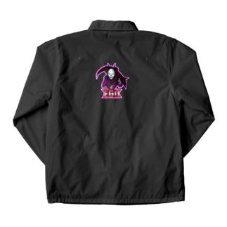 EGOclanグッズ Coach Jacket