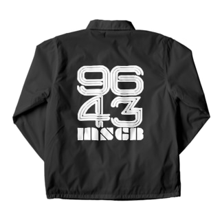 msgb9643 first ホワイト Coach Jacket