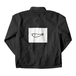 鮎餅 Coach Jacket