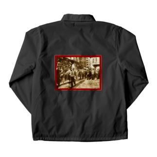 スペイン:レコンキスタのパレード Spain: Parade of the Reconquista Coach Jacket