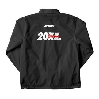 【Littboy】20XX Unknown Coach Jacket