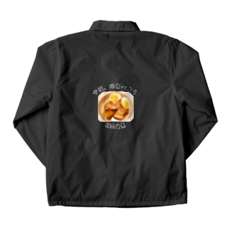 豚の角煮 Coach Jacket