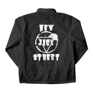 ひよっこストリート Coach Jacket