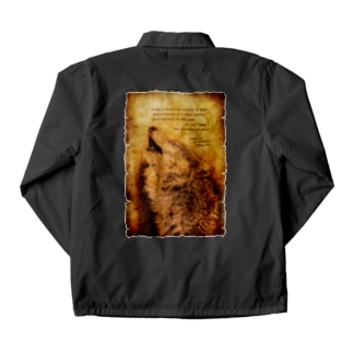 Howling Wolf 2 Coach Jacket