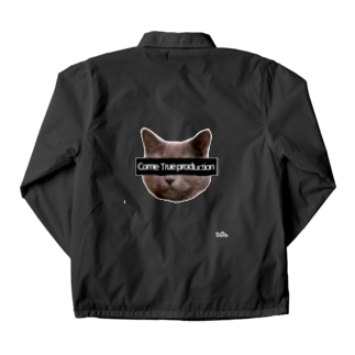 ComeTrue production Coach Jacket