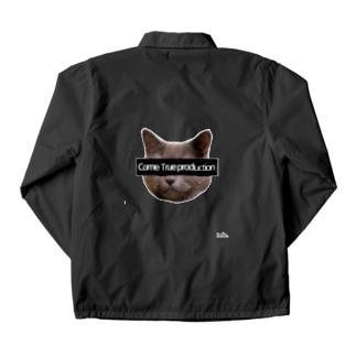 十八番屋のComeTrue production Coach Jacket