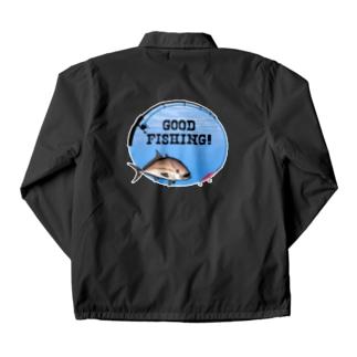 カンパチ_1_C Coach Jacket