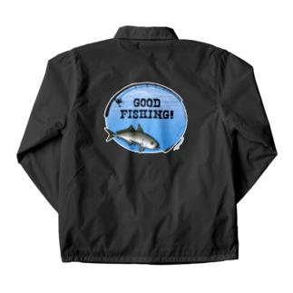 マアジ_1_C Coach Jacket