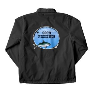 マサバ_1_C Coach Jacket