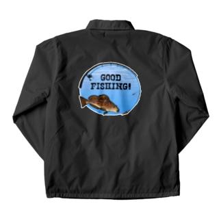 アイナメ_1_C Coach Jacket