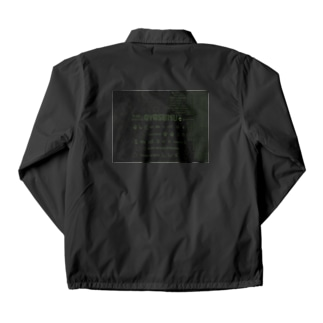 DiGiTAL-OYASUMU Coach Jacket
