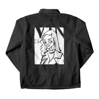 DRESS TO KILL GIRL Coach Jacket