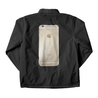 前使ってたiPhone Coach Jacket