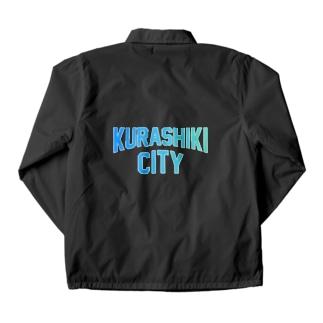 倉敷市 KURASHIKI CITY Coach Jacket