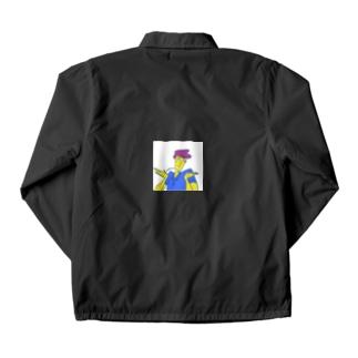 a Coach Jacket