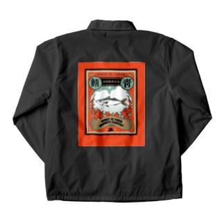 マッチ箱風シリーズ Coach Jacket