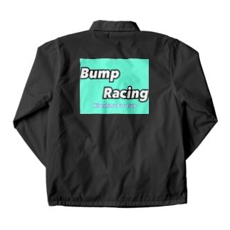 バンプレーシング Coach Jacket