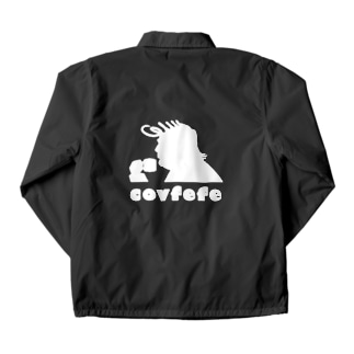 COVFEFE Coach Jacket
