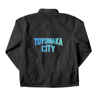 豊中市 TOYONAKA CITY Coach Jacket