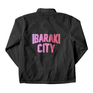 茨木市 IBARAKI CITY Coach Jacket