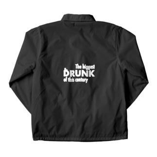 DRUNK : 今世紀最大にキマった Coach Jacket Coach Jacket