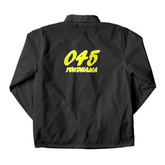 YOKOHAMA045グッズ Coach Jacket