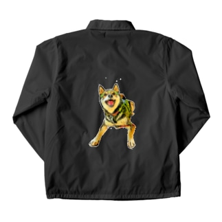 KUROSHIBA SMILE Coach Jacket