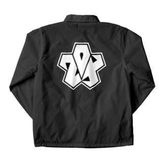 ZOX Official StoreのZOXTA(白) Coach Jacket