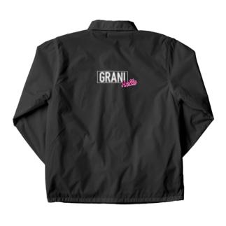 グラニ 北欧神話 Coach Jacket