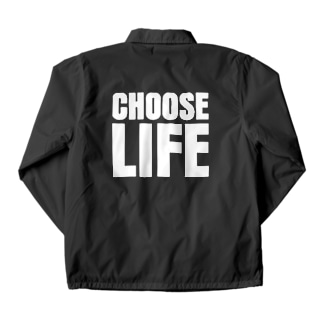 choose life Coach Jacket
