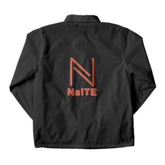 NaITEオフィシャルグッズ Coach Jacket