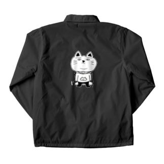 名もない猫くんⅡ Coach Jacket