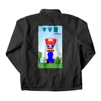 無限1UP Coach Jacket