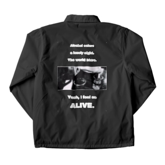 lonely night Coach Jacket