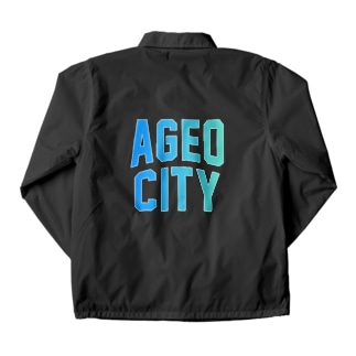 上尾市 AGEO CITY Coach Jacket