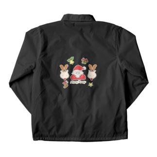 のぐちさきのふんわりクリスマス Coach Jacket